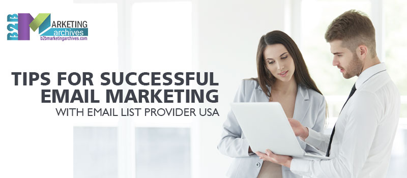 Email List Provider USA
